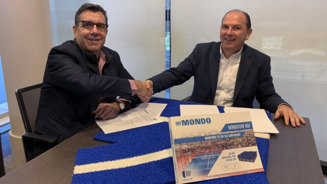 Mondo, césped oficial del World Padel Tour 2019