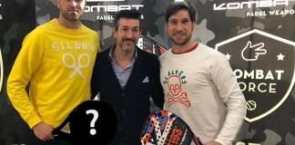 Nacho Gadea y Rafa Méndez pareja 2019