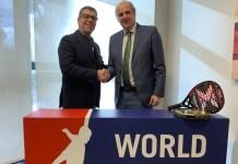 Nox, pala oficial del World Padel Tour