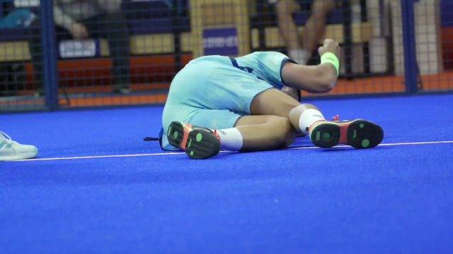 Álvaro Cepero baja por lesión