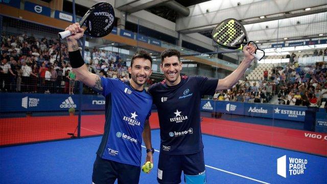 Ganadores del Vigo Open 2019