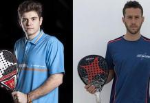 Javier Barahona y Jorge Ruiz pareja 2019