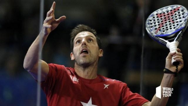 Juan Martín Díaz, baja por lesión