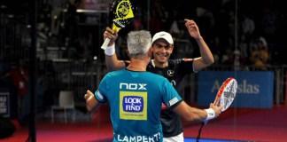 Juani Mieres y Miguel Lamperti pareja 2019