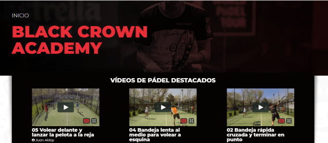 Portada de Black Crown Academy