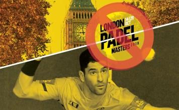 London Padel Master 2019 cancelado