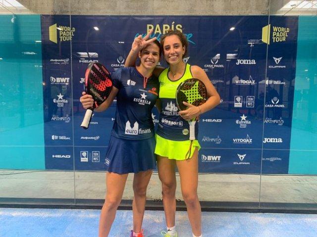 Ganadoras del París Challenger 2019