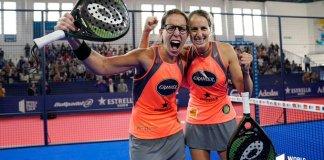 Ganadoras del Santander WOpen 2019