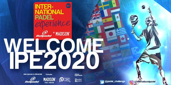 International Padel Experience by Madison 2020