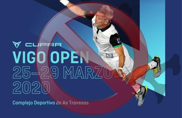 Vigo Open 2020 cancelado