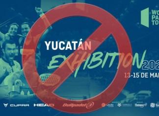 Yukatán Exhibition 2020 aplazada