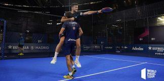 Ganadores Vuelve a Madrid Open 2020