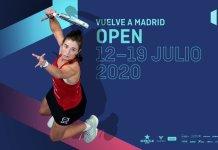 Vuelve a Madrid Open 2020