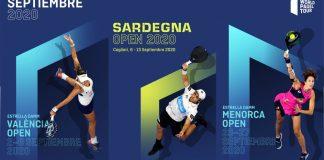 World Padel Tour 2020 nuevos torneos