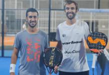 Alvaro Cepero y Pincho Fernandez