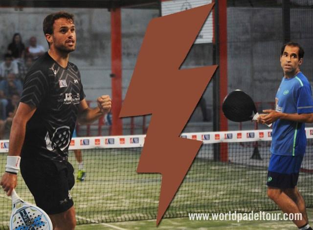 Rafa Méndez y Diego Ramos separación