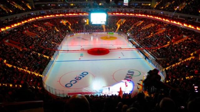Malmo Arena WPT