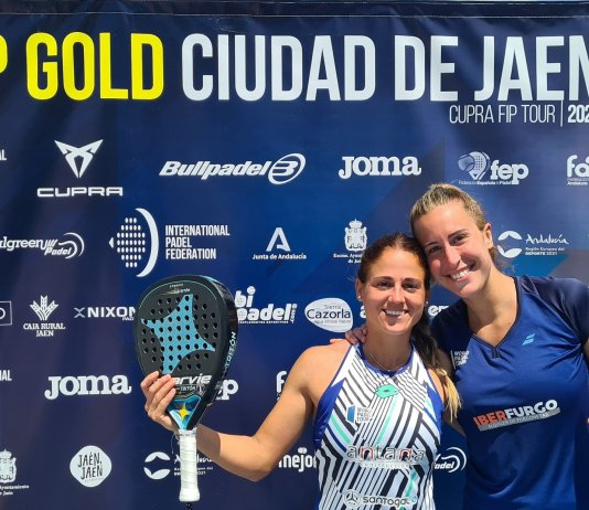 ganadoras FIP GOLD Ciudad de Jaén 2021
