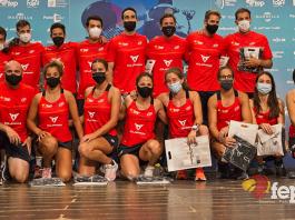España Campeonato Europeo de Pádel