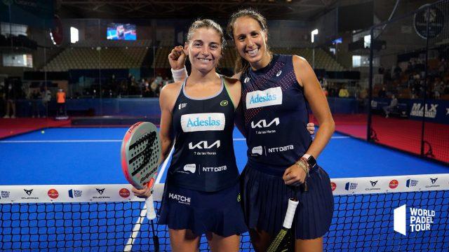 Ganadoras Lugo Open 2021