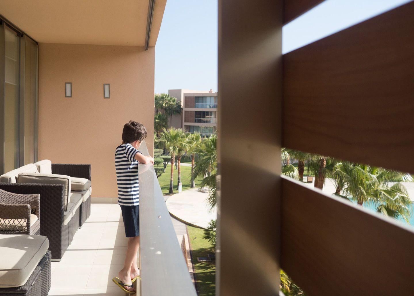 terraza apartamento algarve