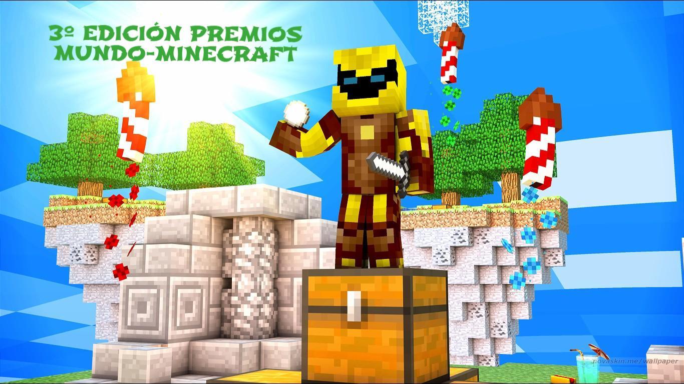Ganadores de la 3ª Edición de los premios Mundo-Minecraft