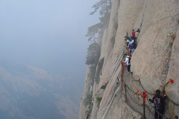 montaña-hua-shan