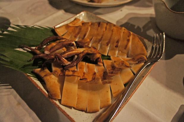 thai squid