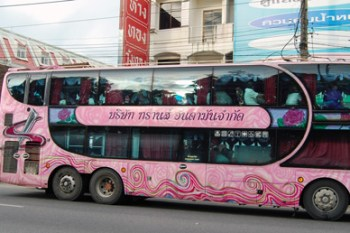 Como viajar por Tailandia, los transportes del país