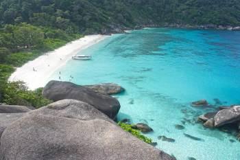 Las islas Similan, las 9 perlas del Mar de Andamán