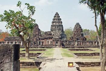 El Parque Histórico de Phi Mai y las raices Jemeres de Tailandia