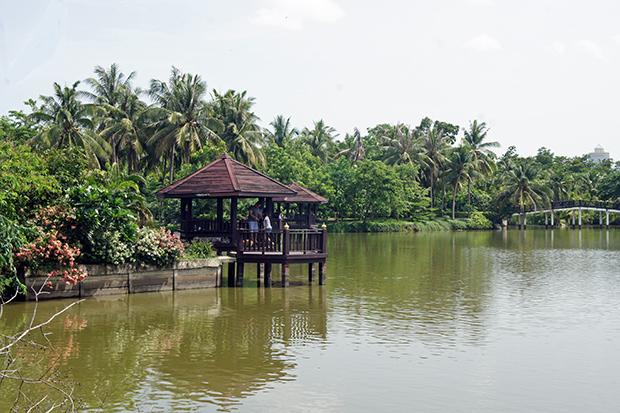 Parque Botánica Si Nakhon Khuean Khan