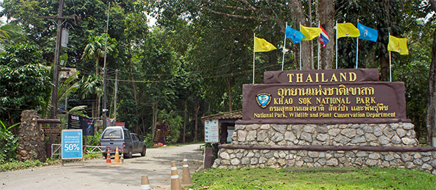 Entrada-al-Parque-Nacional-de-Khao-SOk