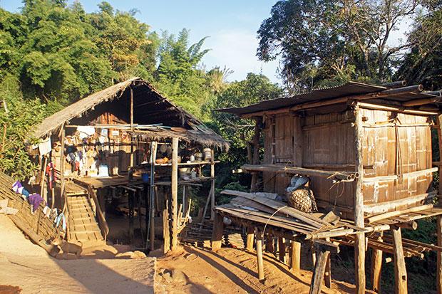 Cabanas-de-pueblo
