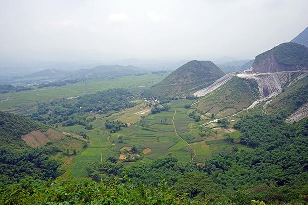 Carretera-de-Hanoi-a-Mai-Chau