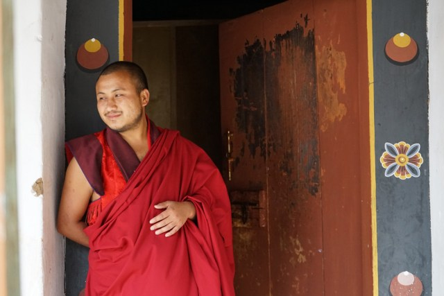 Budismo en Butan