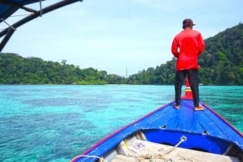 Las increíbles islas de Koh Surin y sus interesantes habitantes: Los Moken