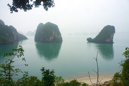 Halong, la Bahía del Dragón en Vietnam