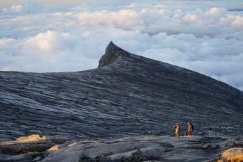 Subiendo el Monte Kinabalu (4095m), el más alto de Malasia