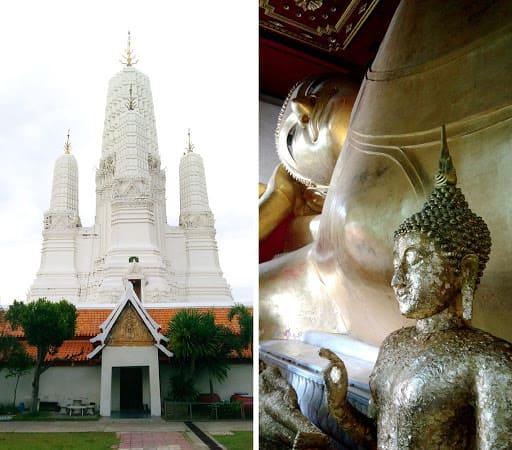 templo de Wat Mahathat Worawihan