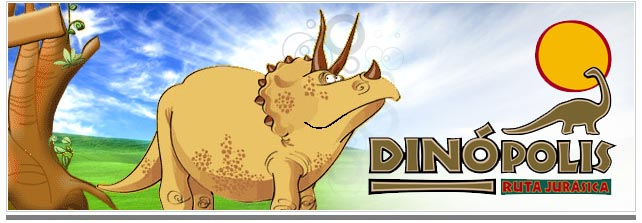Excursión a Dinópolis: una aventura muy jurásica