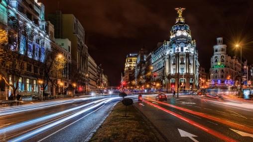 Una odisea por Madrid