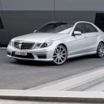 Mercedes Benz E63 AMG motor 5.5 litros 2011 01