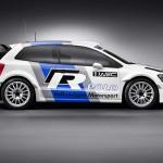 Volkswagen Polo R WRC 03