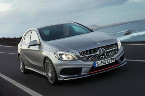 Mercedes Benz - Classe A - 2013
