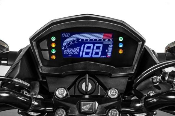 Honda CB Twister - Painel
