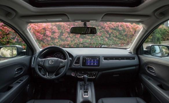 Honda HR-V 2016 - Painel