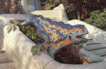 gaudi's lizard