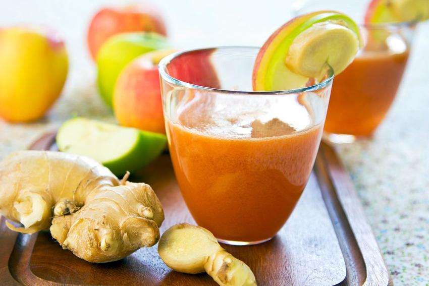 Resultado de imagem para Suco de fruta com gengibre