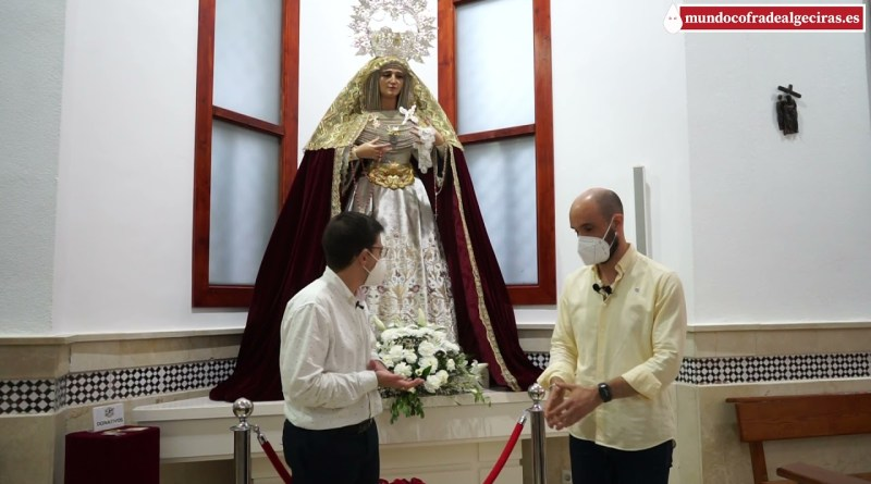 TV | Conoce aquí todos los detalles del Santo Rosario de la Virgen de la Salud de mano de su presidente